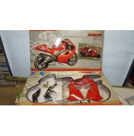 ITALERI 4502, Yamaha YZR 500 Neuf  BO 1/6