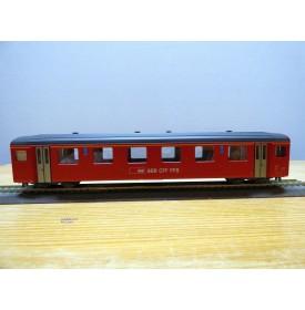 BEMO 3276 421, voiture unifiée 3 ème série 1  Kl.   N° 201  SBB CFF FFS  Brünig Bahn   BO