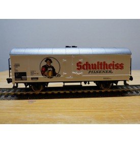 FLEISCHMANN  5322,  wagon réfrigérant type Ihqs 377 bière SCHULTHEISS DB BO