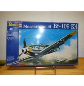 REVELL 4590, chasseur allemand MESSERSCHMITT Bf -109  K4   Neuf  BO 1/48