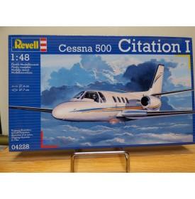 REVELL 04228, avion d'affaires biréacteur  Cessna  500 Citation 1 Neuf  BO 1/48
