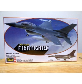 REVELL 4305, General Dynamics F-16A  Fighter  Neuf  BO 1/48