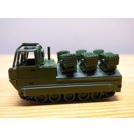 ROCO Minitanks 376, lanceur de mines sur chassis M 548  Neuf  BO 1/87 HO