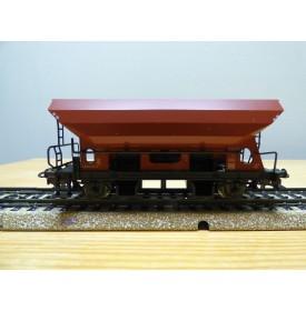 MÄRKLIN   4631 . 1,  wagon trémie à déchargement latéral  type  Otmm 70  DB   BO