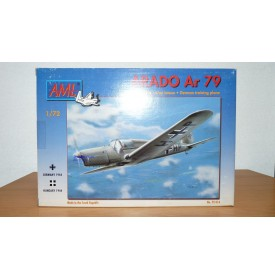 AML 72016 avion d'entrainement allemand ARADO Ar 79 Neuf BO 1/72