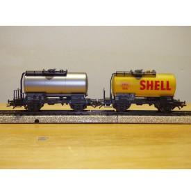 Märklin  48541, coffret 2 wagons  citernes SNCB  BO