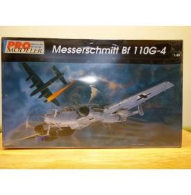 REVELL PRO MODELER 85 - 5933, chasseur de nuit allemand MESSERSCHMITT Bf -110 G-4  Neuf  BO 1/48
