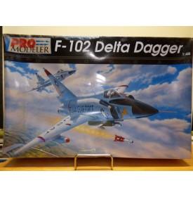 REVELL PRO MODELER 5923, CONVAIR F-102 Delta Dagger   Neuf  BO 1/48