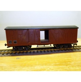 HORNBY acHO 7240, wagon couvert   SNCF  Neuf  BO