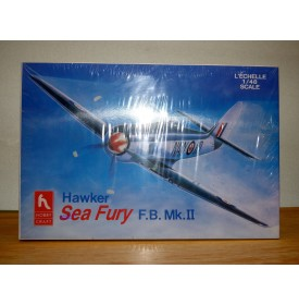 HOBBY CRAFT HC1583, HAWKER Sea Fury F.B. Mk.II Neuf  BO 1/48