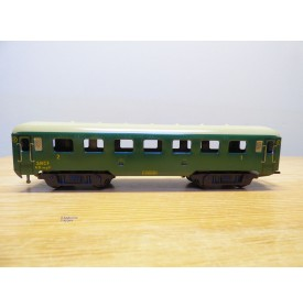 JEP 4241-V, wagon voyageurs mixte AB myfi 1/ 2 Cl. SNCF neuf BO