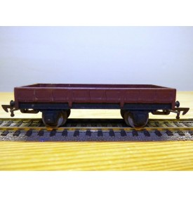 JEP métal  6691, wagon plat à essieux   Neuf   SNCF   BO