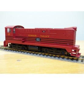 STEWART HOBBIES 4813, loco diesel de manoeuvre ( switcher )  BoBo  Baldwin DS 4-4-1000 Lehigh Valley  Neuf  BO