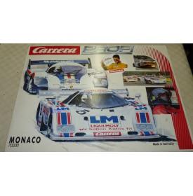 CARRERA Profi 70200, Circuit  Monaco  BO