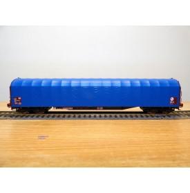 ROCO 66318,  wagon à parois coulissantes type Rils 652  DB  Neuf  BO