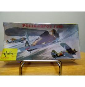 HELLER   L 099, POLIKARPOV  I-53   Neuf  BO 1/72