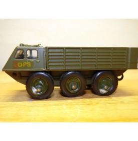 Solido 247,  véhicule blindé amphibie 6*6   ALVIS Stalwart ( Berliet Auroch ) Neuf   BO
