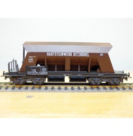 LILIPUT 246 12,  wagon trémie HARTSTEINWERK KITZBÜHL   ÖBB   BO