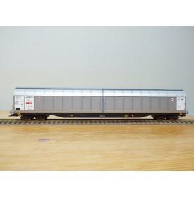 ROCO 47145, wagon à parois coulissantes Habbins N°: 2771 1 484-0   AAE   SBB  Neuf BO