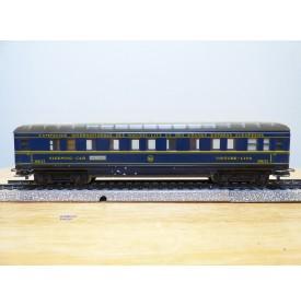 Märklin 346/3J.3 (4011), voiture lits (Schürzenwagen ) CIWL
