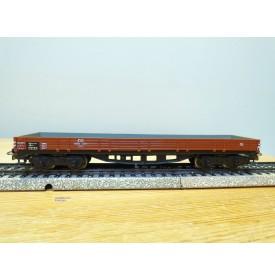 Märklin 391/1.2, wagon plat à bogies  DB  BO