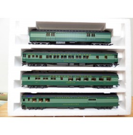 "RIVAROSSI ""véro"" 6902 set A, coffret 4 voitures heavyweight "" The Crescent "" Southern   BO"