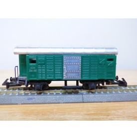 WESA 250G, wagon couvert à guérite  SBB