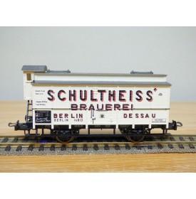 TRIX 52 3618,  wagon réfrigérant à bière  SCHULTHEISS BRAUEREI  à Berlin KPEV   neuf  BO