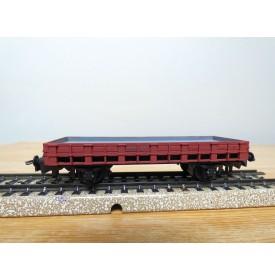 HAG  300.01, wagon plat  type M6 SBB  BO