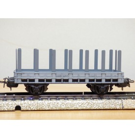 HAG  310.02, wagon plat  à ranchers type M6 SBB  BO