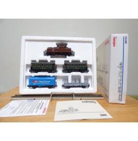 "Märklin 28722,  coffret ""Schweiz"" Ee 3/3 + 4 wagons  SBB  BO"