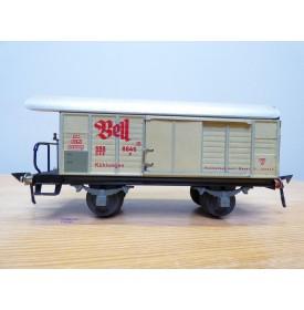 BUCO 8646.1, wagon réfrigérant BELL   SBB  BO