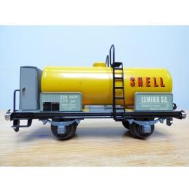 BUCO 8659.2, wagon citerne à guérite SHELL   SBB  BO