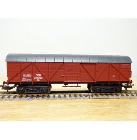 LILIPUT 242, wagon couvert  type  Glt   ÖBB   BO                                 DB BO