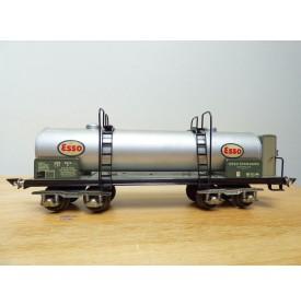 BUCO 8636 . 1, wagon citerne à guérite à bogies  ESSO   SBB  BO