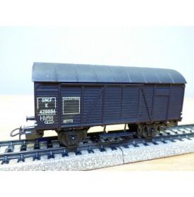 BUCO 52 / 31 .12, wagon couvert type K  SNCF  Neuf  BO