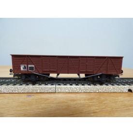 SMCF ???, wagon tombereau  à bogies type Tyw   SNCF  BO