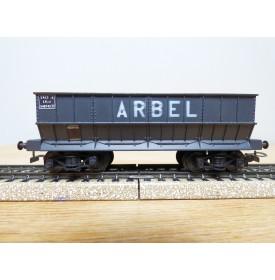 SMCF ???, wagon trémie  à bogies type SV ywf ARBEL   SNCF  BO