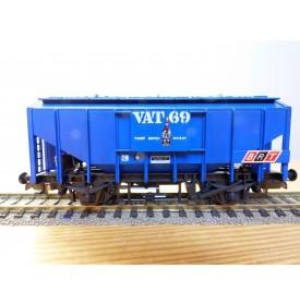 LILIPUT 803 00, wagon trémie pour céréales VAT 69   BRT   BO
