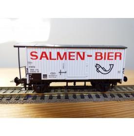 LILIPUT 248 54, wagon bière SALMEN BIER   SBB BO
