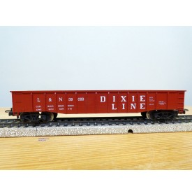 Märklin   4575, wagon tombereau ( gondola ) DIXIE LINE L&N  Neuf  BO