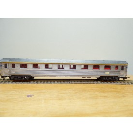HORNBY acHO 737, voiture Inox 1 Cl. A8 myfi   SNCF BO