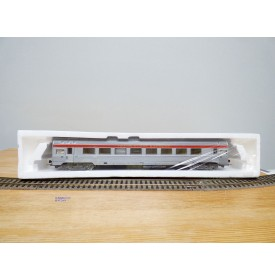 JOUEF  864 E / 8640, voiture grandes lignes inox 1 Cl. type A8uj  TEE PBA  SNCF neuf