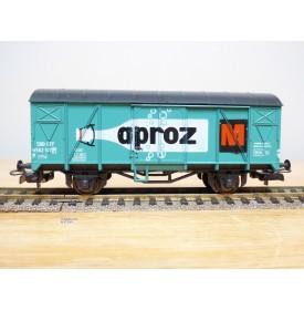 LILIPUT 229, wagon couvert APROZ  SBB BO