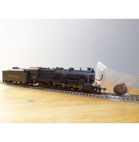BROADWAY Limited 335, Loco Pacific 462    type K 4  N° : 646   PRR  neuf  BO