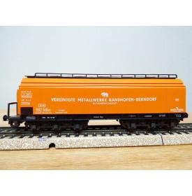 LILIPUT 239 w, wagon trémie Vereinigte Metallwerke Ranshofen-Berndorf AG  ÖBB  neuf BO