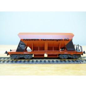 LILIPUT 246 53,  wagon trémie Kieswerk Hüntwangen AG  SBB   BO