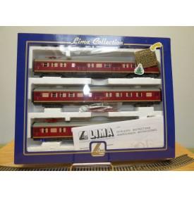 Lima Collection  149848,  Rame automotrice de banlieue ET 30  à 3 éléments  DB   neuf   BO