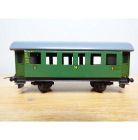 Stadtilm Modellbahnen 108 707, voiture 2 Kl. DR BO