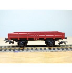 RIVAROSSI  véro C Flat 1 , wagon plat à ranchers  Pennsylvania PRR